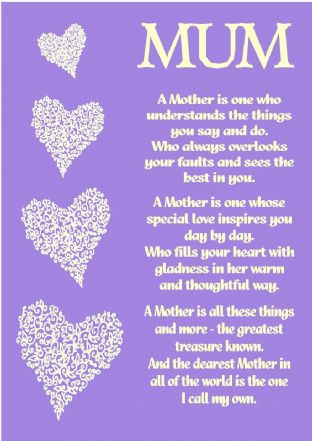 Mother's Day Card Design 6